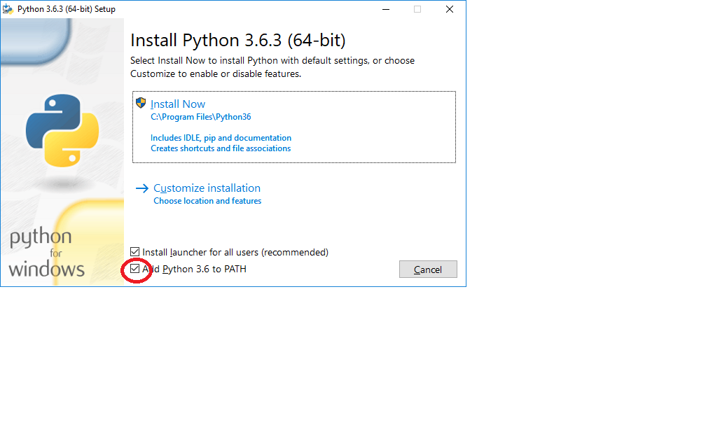 DataJoint Python Windows Install Guide — DataJoint